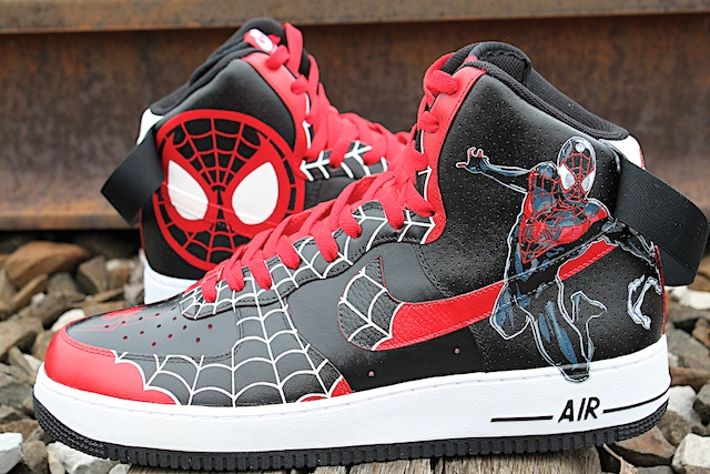 THE CUSTOMIZED SHOES PROJECT on Behance
